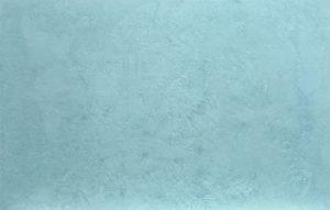 microcemento color turquesa
