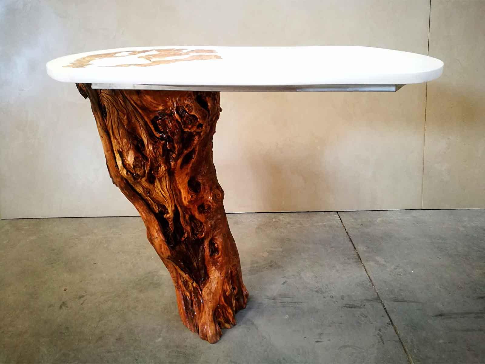muebles de resina mobiliario de resina y madera