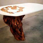 mesa muebles resina