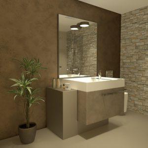 microcementos baños